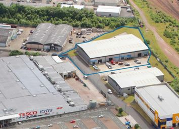 Thumbnail Commercial property for sale in Clyde Gateway Trade Park, Glasgow