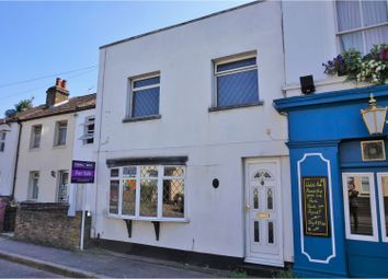 Thumbnail 3 bed terraced house for sale in Homesdale Road, Bromley