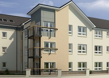 Thumbnail 2 bed flat for sale in Baron's Gate, Leven Street, Motherwell, North Lanarkshire