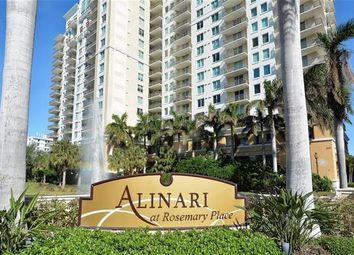 Thumbnail 2 bed town house for sale in 800 N Tamiami Trl #709, Sarasota, Florida, 34236, United States Of America