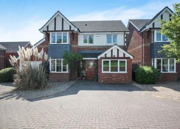 Thumbnail 4 bedroom detached house for sale in Aspen Drive, Hawkebury Village, Longford, Coventry
