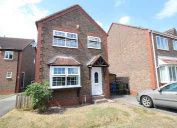 Thumbnail 3 bed detached house for sale in Carrfields, Goole
