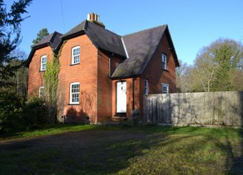 Thumbnail 3 bed cottage to rent in Princes Cottages, Leatherhead Road, Oxshott, Surrey