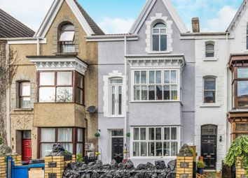 Thumbnail 5 bed terraced house for sale in Eaton Crescent, Swansea