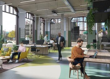 Thumbnail Office for sale in Unit 4 Empress Works, Corbridge Crescent Bethnal Green, London