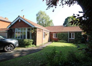 Upper Woodcote Road, Caversham Heights, Reading RG4. 4 bed bungalow