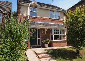 Thumbnail 3 bed detached house to rent in Elliot Close, Kibworth, Leicesterhsire