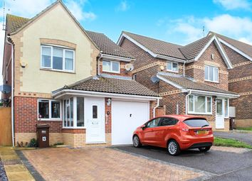 Thumbnail 3 bed detached house for sale in Castle Bolton, Eastbourne