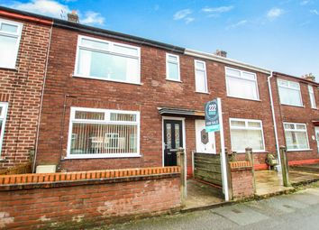Thumbnail 3 bed terraced house to rent in Earl Street, Warrington