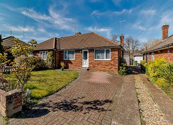 Thumbnail 2 bed semi-detached bungalow for sale in Hermitage Woods Crescent, Woking