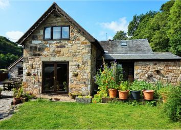 Thumbnail 2 bed detached house for sale in Chirk, Wrexham