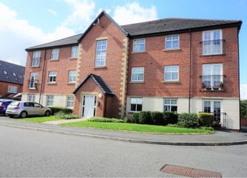 Thumbnail 2 bed flat for sale in Clements Way, Liverpool