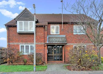Thumbnail 2 bed flat for sale in Wickham Road, Witham, Essex