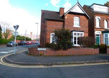 Thumbnail 3 bedroom detached house for sale in Carlyle Road, Edgbaston, Birmingham