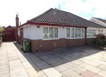 Thumbnail 2 bed bungalow for sale in Cranwell Close, Aintree, Liverpool, Mersyside