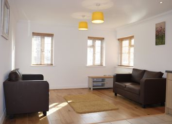 Thumbnail 1 bed flat to rent in Cameron Close, London