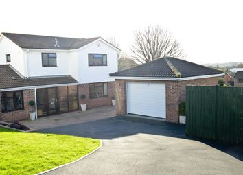 Thumbnail 4 bed detached house for sale in The Meadows, Hanham, Bristol