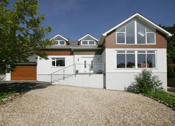 Thumbnail 4 bed detached house for sale in Higher Warberry Road, Torquay