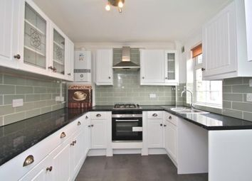 Thumbnail 2 bed end terrace house to rent in Hurlstone Road, London