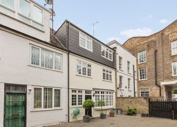 Thumbnail 4 bed mews house for sale in Taverners Close, Addison Avenue, London
