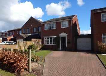 Thumbnail 4 bed link-detached house for sale in Princess Close, Chase Terrace