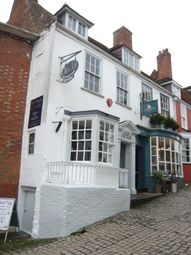 Thumbnail Retail premises to let in Quay Hill, Lymington, Hampshire