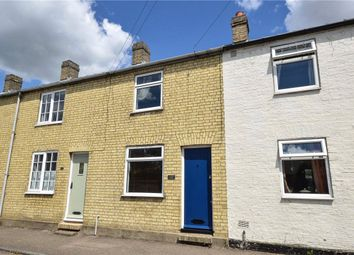 Thumbnail 1 bed terraced house to rent in High Ditch Road, Fen Ditton, Cambridge