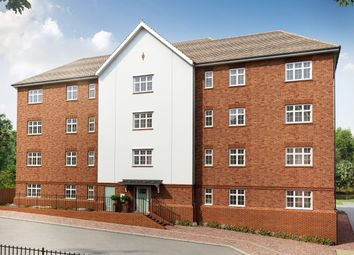 Thumbnail 1 bedroom flat for sale in Eaton Green Heights, Kimpton Road, Luton, Bedfordshire