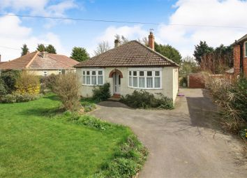 Thumbnail 3 bedroom detached bungalow for sale in Leven Road, Brandesburton, Driffield