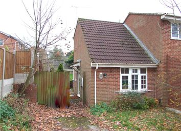 Thumbnail 1 bed terraced house for sale in Pinecroft Court, Oakwood, Derby