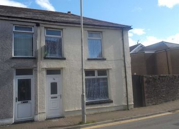 Thumbnail 2 bedroom semi-detached house to rent in Bonvilston Road, Pontypridd