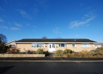 Thumbnail 4 bed detached bungalow for sale in Woodend Way, Brunton Bridge, Newcastle Upon Tyne