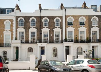Thumbnail 7 bed terraced house for sale in Gloucester Avenue, Primrose Hill, London
