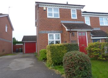 Thumbnail 2 bed property to rent in Laburnum Close, Hollywood, Birmingham