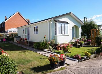 Thumbnail 2 bedroom mobile/park home for sale in Church Lane, Seasalter, Whitstable