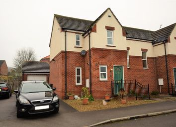 Thumbnail 3 bed semi-detached house for sale in Riverside Close, Conisbrough, Doncaster