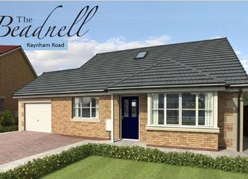 Thumbnail 4 bed detached bungalow for sale in Belford, Raynham Road, Plot 33, The Beadnell