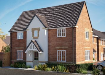 Thumbnail 3 bedroom semi-detached house for sale in Hunter Close, Calne