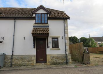 Thumbnail 2 bed property to rent in Herons Close, Tallington, Stamford
