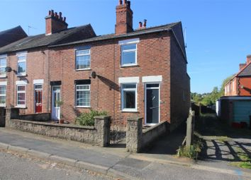 Thumbnail 2 bed end terrace house for sale in Moira Road, Donisthorpe, Swadlincote