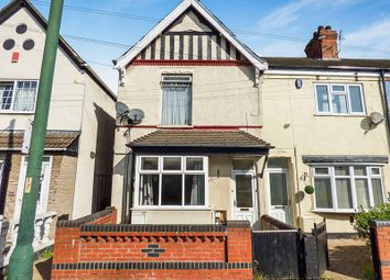 Thumbnail 2 bed terraced house for sale in Durban Road, Grimsby