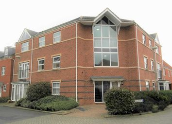 Thumbnail 2 bed flat for sale in Chandos Close, Banbury