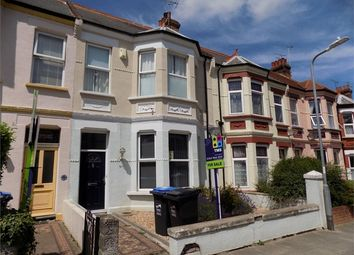 Thumbnail 5 bed terraced house for sale in Warwick Road, Cliftonville, Margate