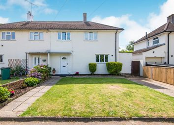 Thumbnail 3 bed semi-detached house for sale in Cumbrian Way, Southampton