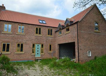 Thumbnail 4 bed detached house for sale in Church Lane, Atwick, East Yorkshire