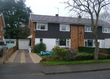 Thumbnail 3 bed semi-detached house to rent in The Orchard, Ponthir, Newport.
