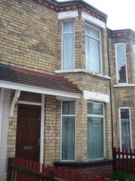 Thumbnail 2 bed terraced house to rent in The Avenue, Hampshire Street, Hull