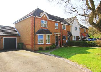 Thumbnail 3 bed detached house for sale in Forest Glade, Langdon Hills, Basildon, Essex