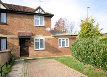 3 bed end terrace house to rent in Elveden Close, Bushmead, Luton LU2
