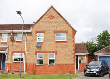 Thumbnail 3 bed town house for sale in Bythorn Close, Skegby, Sutton-In-Ashfield